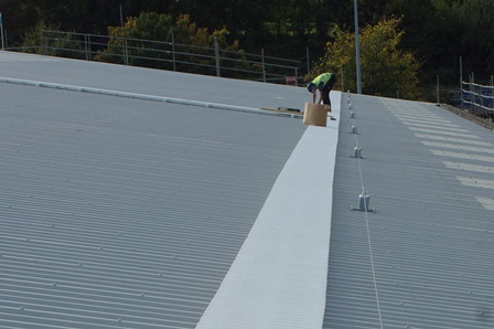 Completed Projects Fall Protection Systems Stq Vantage