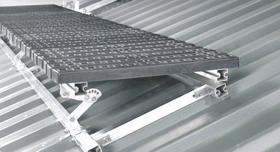 VantageWalk Premium Level Adjustable Roof Walkway Systems