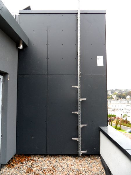 Ladder Fall Arrest Systems Uk Southern England London