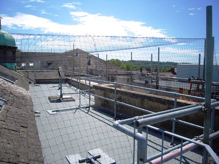 bird control netting system stq vantage in Yeovil, Somerset