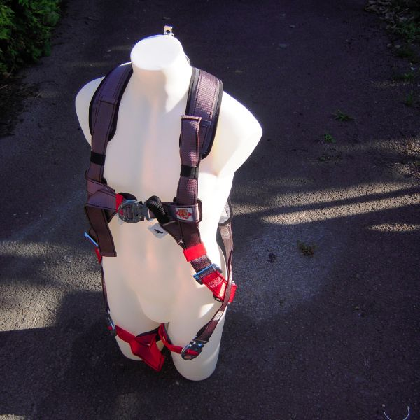Stq vantage safety harness